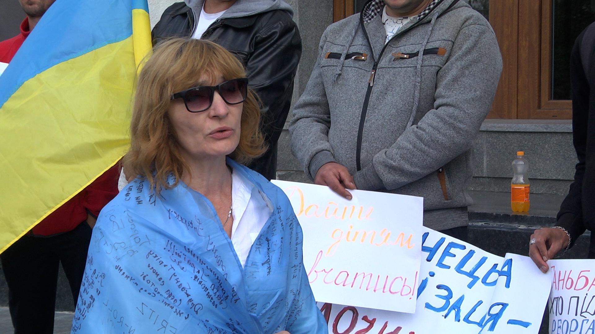 Як почувається вчителька з Тернопільщини, що оголосила голодування через рішення місцевої влади