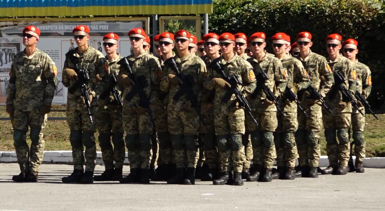 У Тернополі відзначили річницю створення 44 окремої артбригади