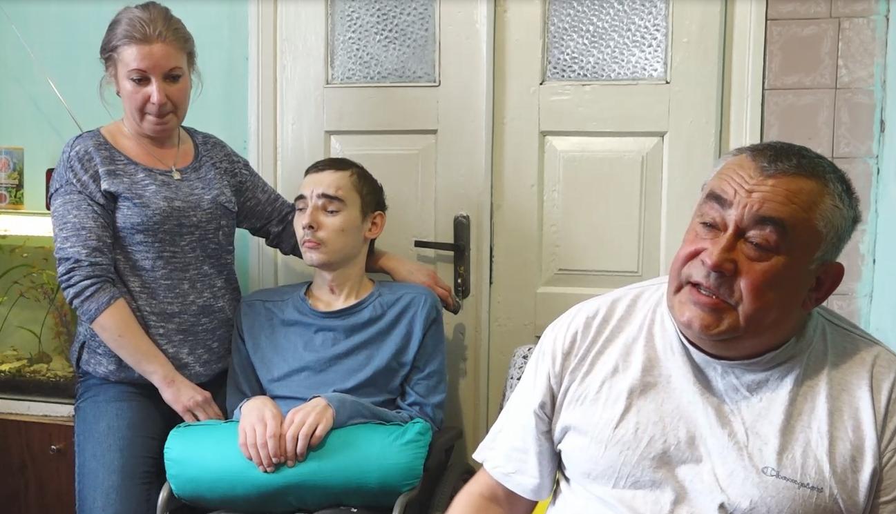 Кошти на операцію для сина збирає родина Беспалових з Тернопільщини