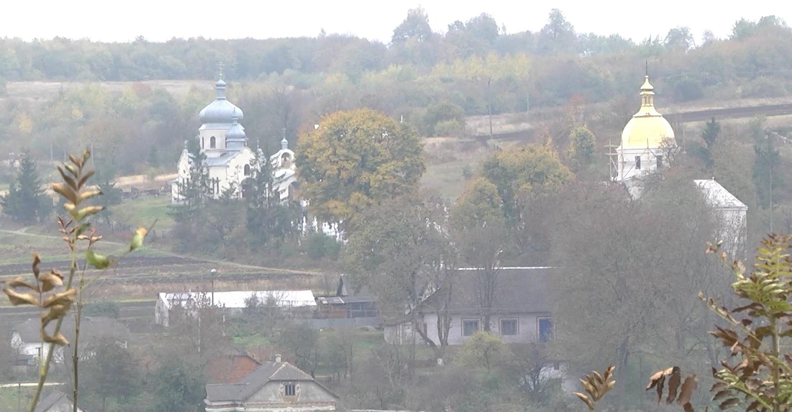 Захисників і захисниць України вшанували у легендарному селі на Тернопільщині