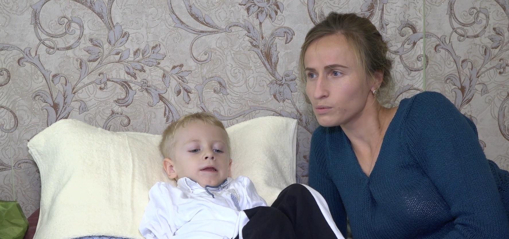 Батьки Артема Шкандюка просять усіх небайдужих про порятунок сина