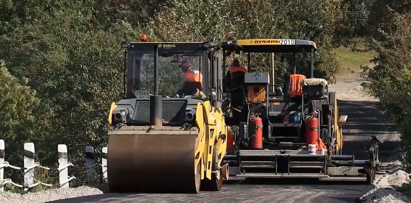 Одну з найбільш знищених доріг відремонтували на Тернопільщині