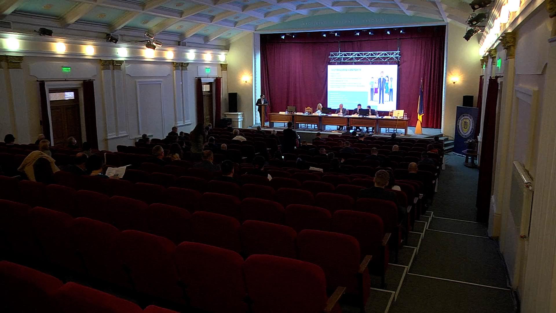 На Тернопільщині відбулася колегія Державної служби з питань праці за участі заступниці міністра економіки