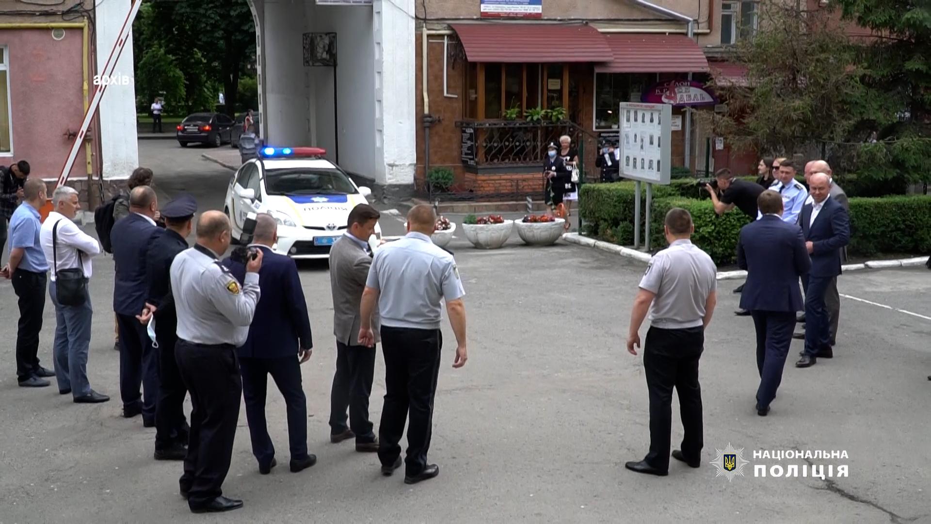 Поліцейські підбили підсумки роботи на Тернопільщині