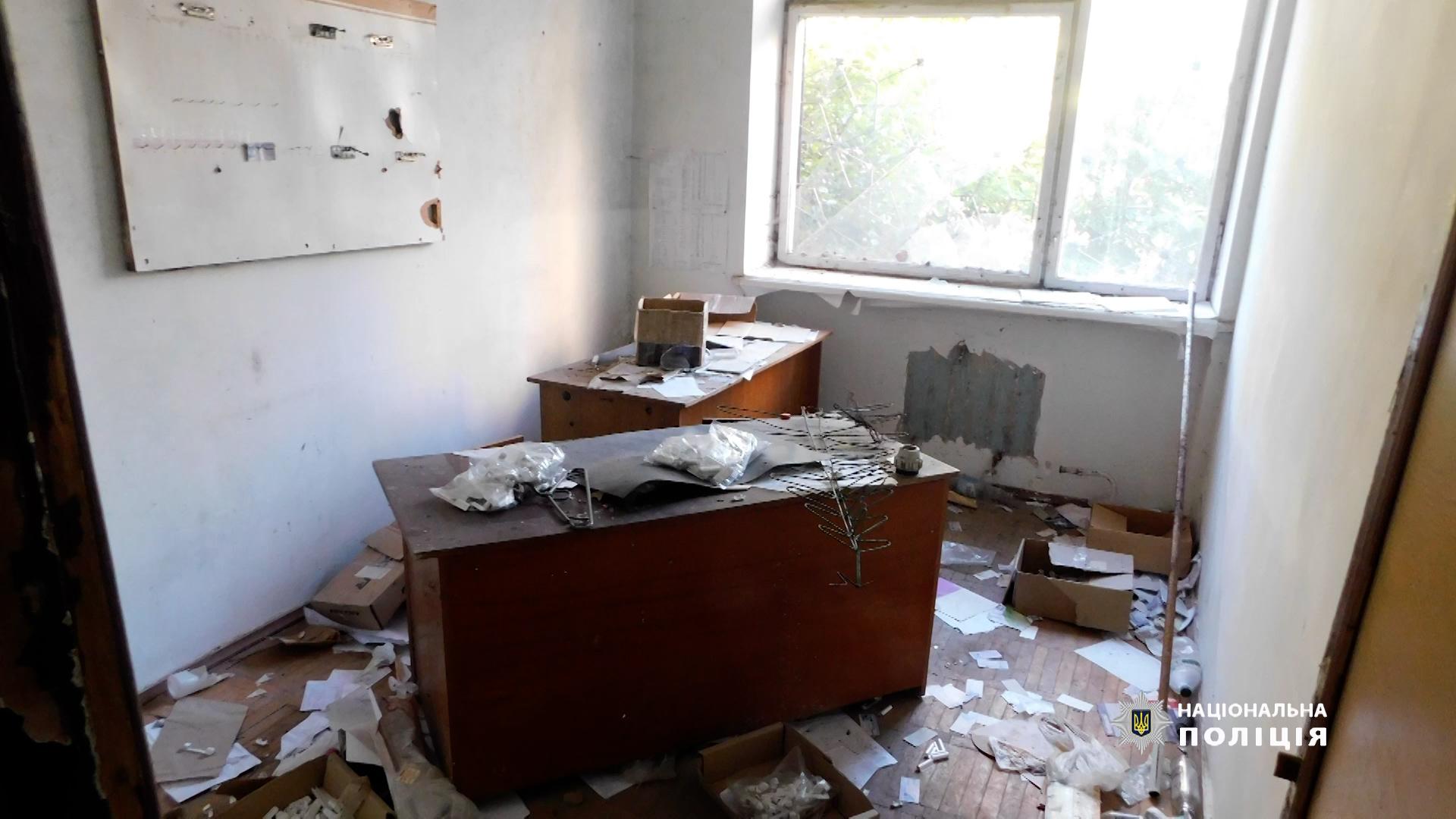 Зловмисників, котрі крали батареї, спіймали поліцейські Тернопільщини