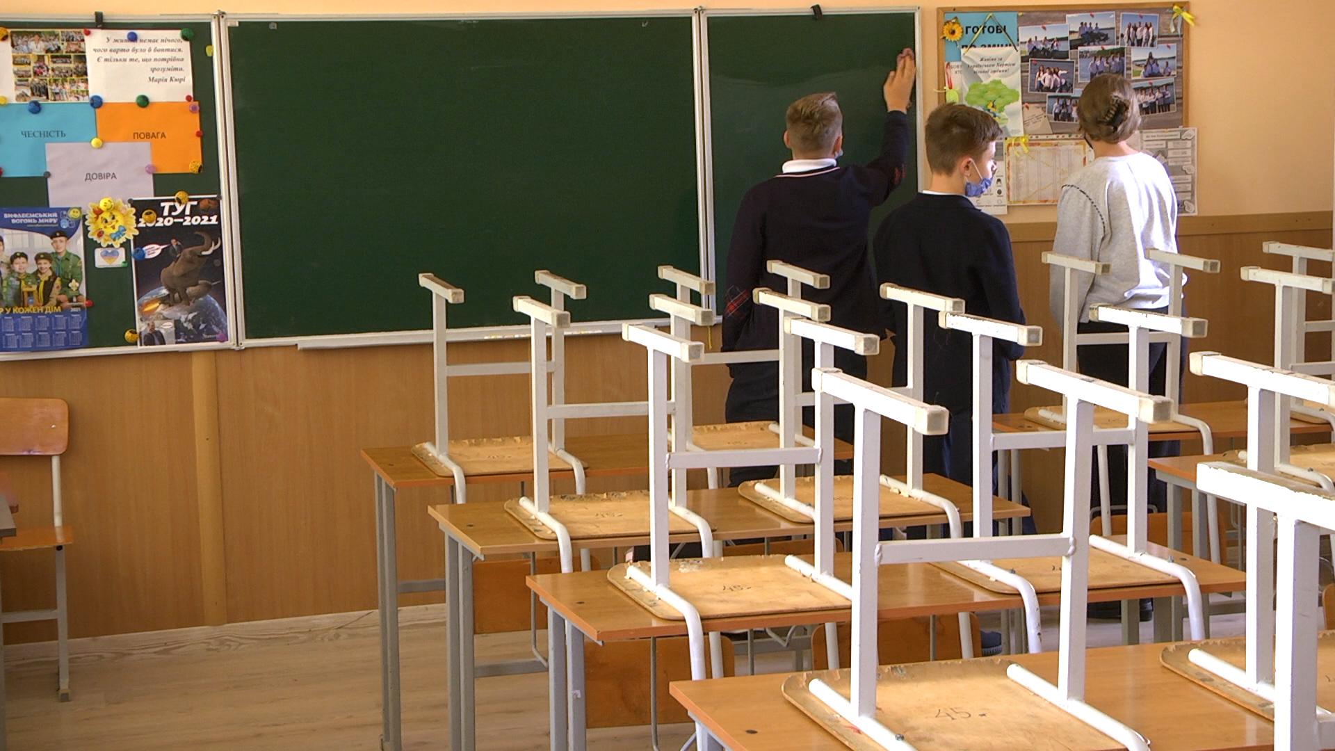 Чи повинні тернопільські школярі чергувати в школах