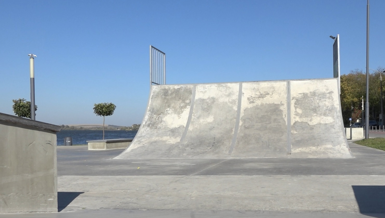 На тернопільській «Циганці» оновили скейт-парк